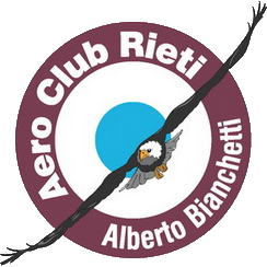 Logo AeroClub di Rieti