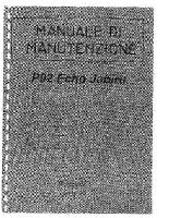 P92 Echo Jabiru – Manuale di Manutenzione