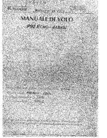 P92 Echo Jabiru – Manuale di Volo