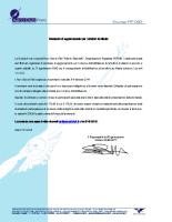 Seminario di aggiornamento per Istruttori di Aliante 2014