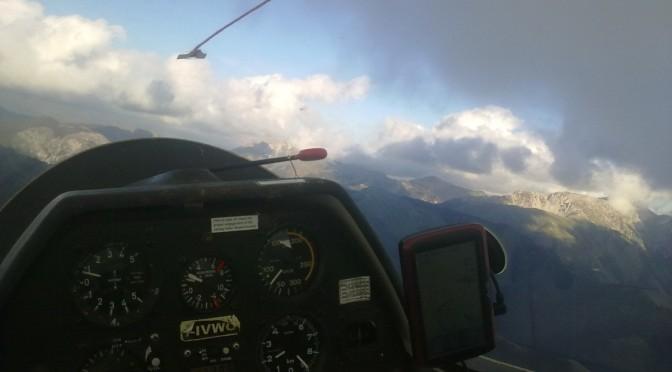 Safety Briefing sull'ipossia nei voli ad alta quota