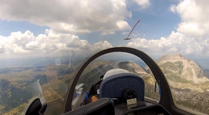 Seminario di Volo a Vela 2014 – Condotta del Volo Sportivo