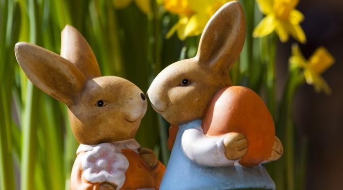 Pasqua Ovetto Coniglietti