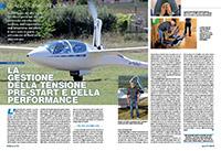 Volo Sportivo Nr.42 Articolo Gestione Pre-Start e Performance