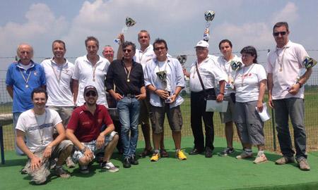 Rally Cremona 22 Giugno 2014 - Foto di Gruppo