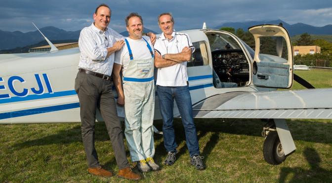 Nuovo Equipaggio Rally Aereo