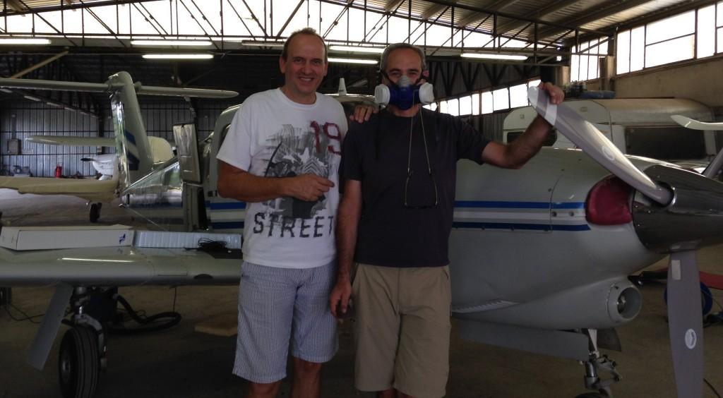 Arturo e Stefano - Hangar