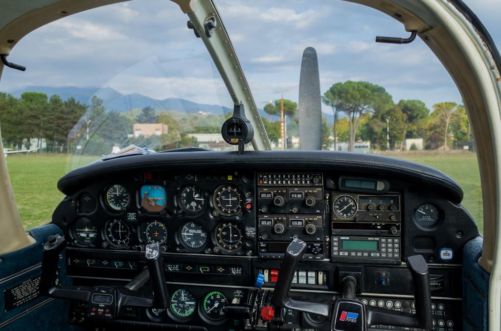 D-ECJI - Cockpit