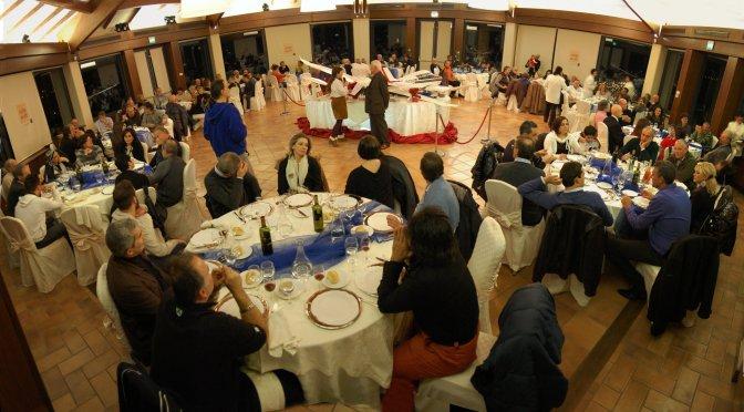 Cena Sociale 2013 - La Sala