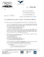 Campionato Aereo 2015 – CIRCOLARE Rilascio rinnovo Licenze Sportive FAI 2015