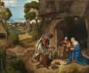 Giorgione - Adorazione dei pastori Allendale