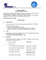 Regolamento Corsari Volanti 2016