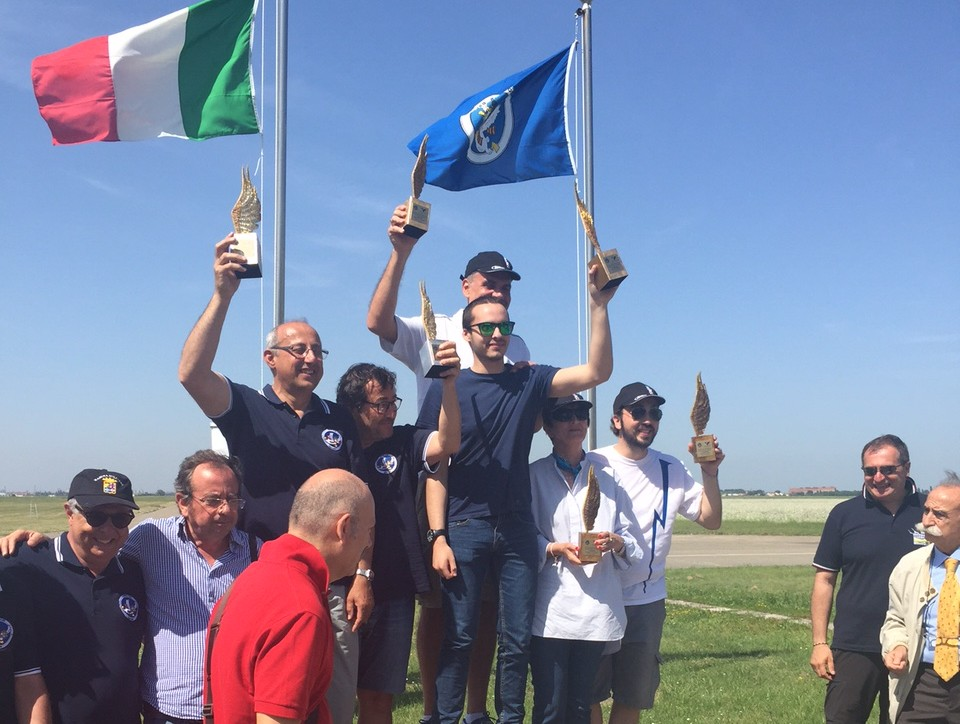 Rally 2016 Ravenna - Podio Advanced