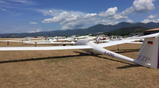 Gare di volo a vela estate 2020 / Gliding competition summer 2020