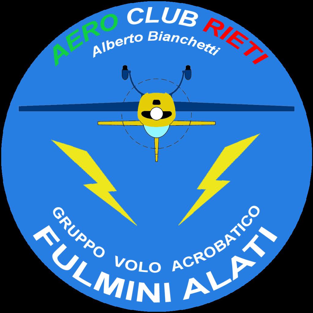 Logo Gruppo Volo Acrobatico Fulmini Alati