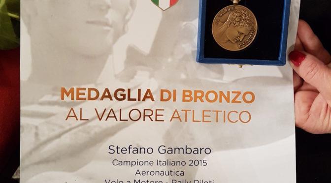 Medaglia di Bronzo al Valore Atletico