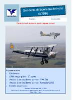 Quanderno Sicurezza Volo 6-2016