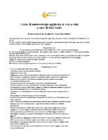 Presentazione corso meteo di Ezio Sarti 2017