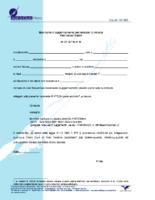 Modulo Iscrizione 28-29 Aprile