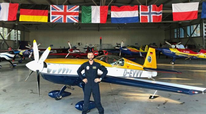 WWAC2018 – 13th FAI World Advanced Aerobatic Championship