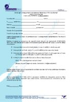 Domanda partecipazione corso istruttori 2020